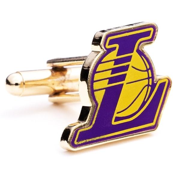 LA Lakers Cufflinks