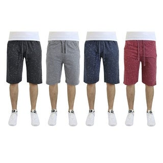 Men's French Terry Jogger Shorts