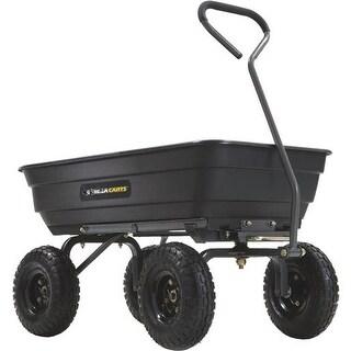 Tricam Industries 600Lb Dump Cart GOR4PS Unit: EACH