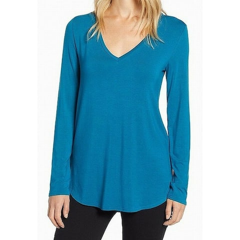 3870c772ffc Blue Halogen Tops | Find Great Women's Clothing Deals Shopping at ...
