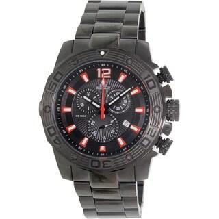 Swiss Precimax Men's Legion Pro SP13264 Black Stainless-Steel Sport Watch