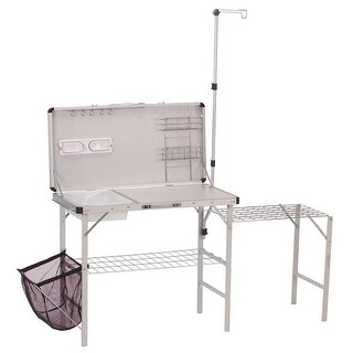 Coleman 2000020275 coleman 2000020275 camp kitchen deluxe