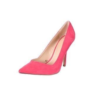 Zara Womens Textured Pointed Toe Pumps - 6.5