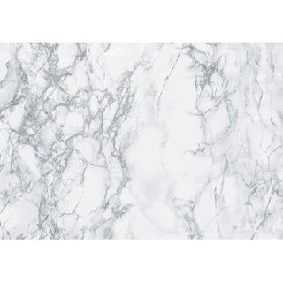 Brewster 346-0306 Grey Marble Adhesive Film - Grey Marble