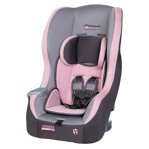 Baby Trend Trooper 3 in 1 Convertible Car Seat,Cassis - Full Size Car Seat