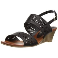 Athena Alexander Womens Sparce Open Toe Casual Slingback Sandals - 9