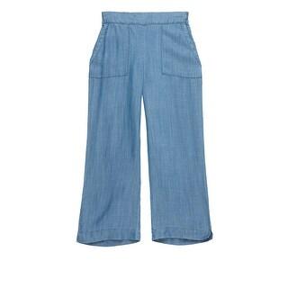Bobeau Lennon Crop Pant Plus Size