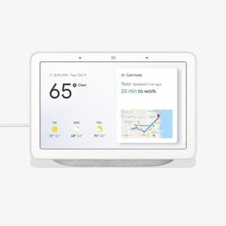 Google - Home Hub with Google Assistant