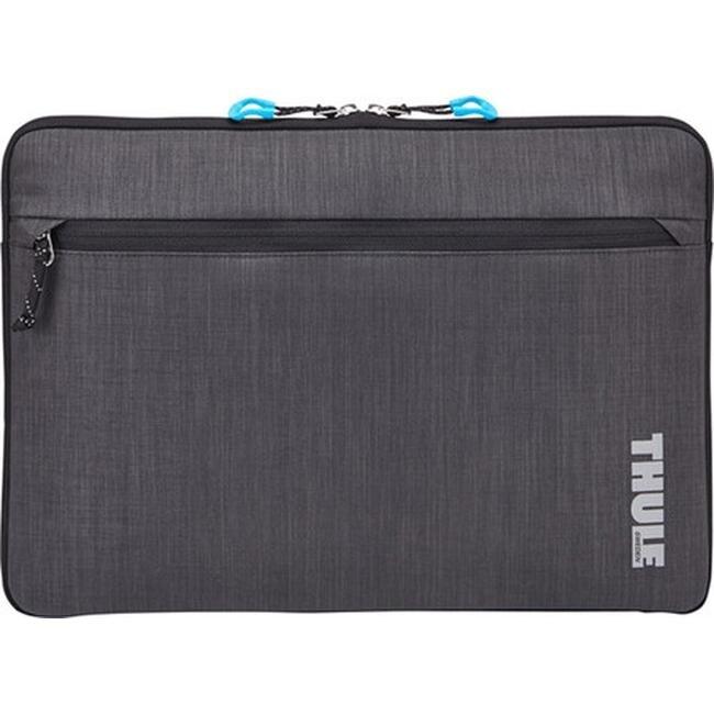 Shop Thule Stravan 15 Macbook Sleeve Gray Us One Size Size None Overstock 17229382