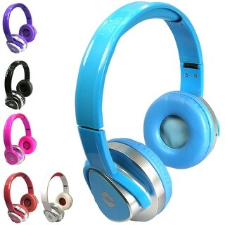 iCover Over the Head Bluetooth Stereo Headset