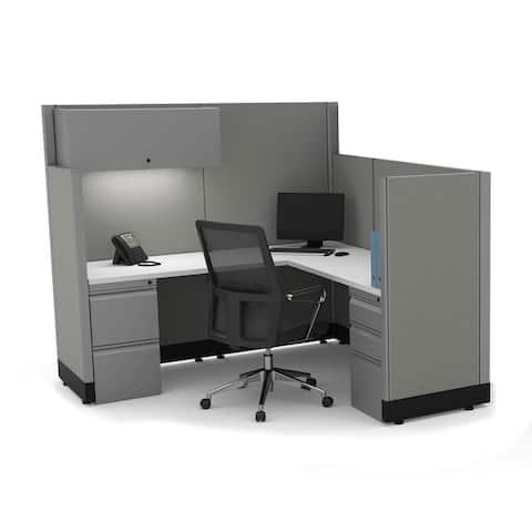 Modern Office Furniture 53-67H powered