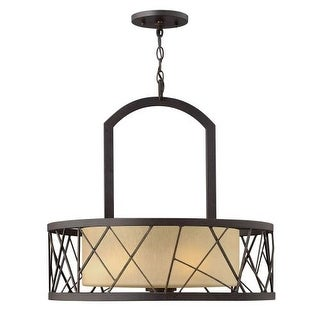 Fredrick Ramond FR41613 3 Light 1 Tier Chandelier from the Nest Collection