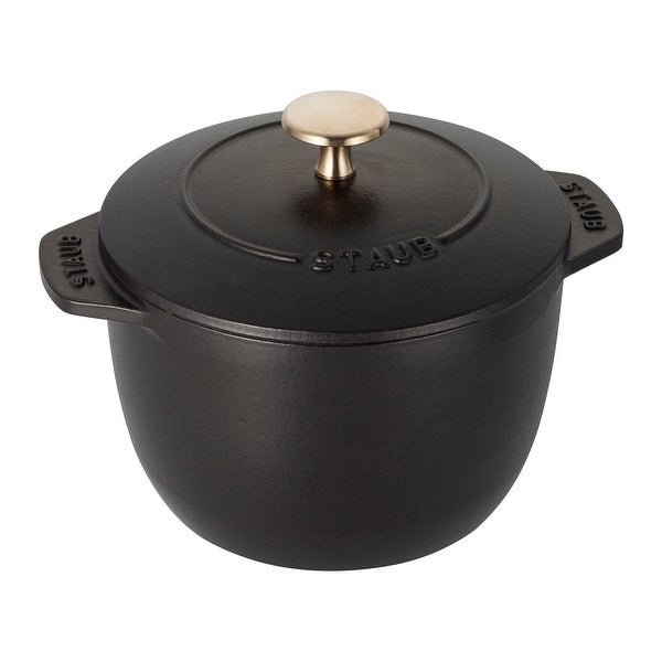 Staub Cast Iron 0.75-qt Petite French Oven. Opens flyout.