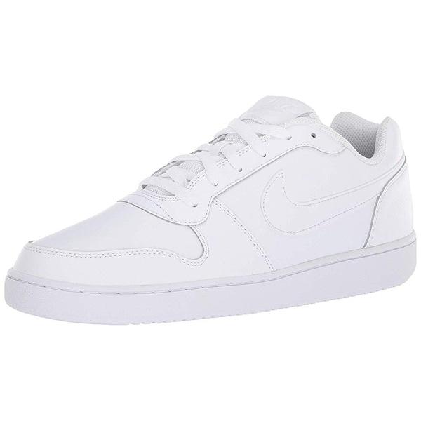 Nike Men's Ebernon Low Sneaker White