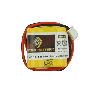 Emergency Lighting Replacement Battery for Exitronix - 10010034