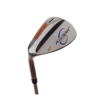 New Pure Spin Diamond Face Lob Wedge 60* LEFT HANDED