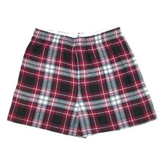 Boxercraft Womens Cotton Flannel Boxer Sleep Shorts (More options available)