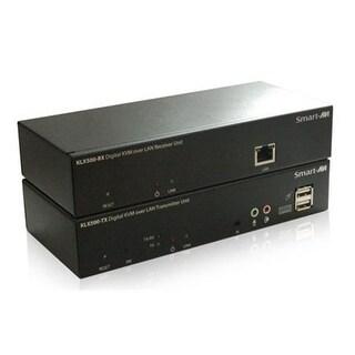 Smart-AVI SAVI-KLX-500-S HD DVI-D VGA Audio KVM Extender Via LAN