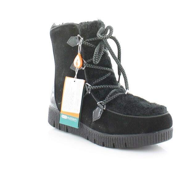 Sporto Cream Women's Boots Black