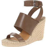 Dolce Vita Womens nessah Open Toe Casual Ankle Strap Sandals