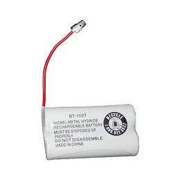 Replacement Panasonic KX-TG2000B NiMH Cordless Phone Battery - 600mAh / 2.4v