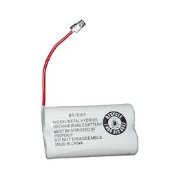 Replacement Panasonic HHR-P506 NiMH Cordless Phone Battery - 600mAh / 2.4v