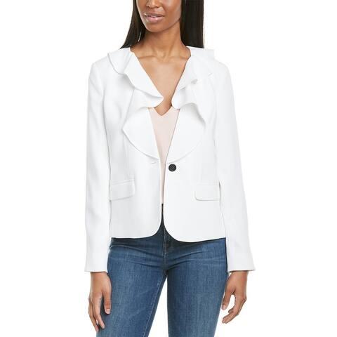 Karl Lagerfeld Ruffle Jacket
