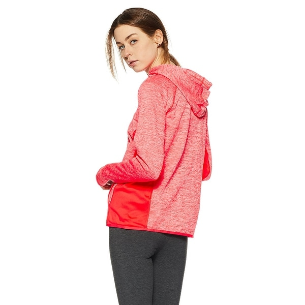 Women/'s Under Armour Cold Gear Storm Water-Resistant Loose Fit Hoodie