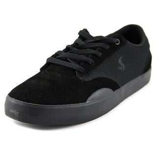 DVS Daewon 14 Men Round Toe Suede Skate Shoe