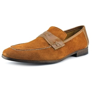 Kenneth Cole NY Push Forward Men Apron Toe Suede Loafer