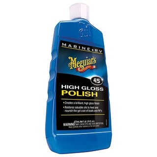 Meguiars M4516 Polish And Gloss Enhancer