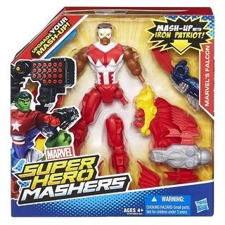 "Marvel Super Hero Mashers 6"" Action Figure: Falcon"