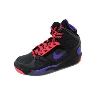 Nike Grade-School Flight Lite Anthracite/Cave Purple-Hyper Grape-Black 685408-003