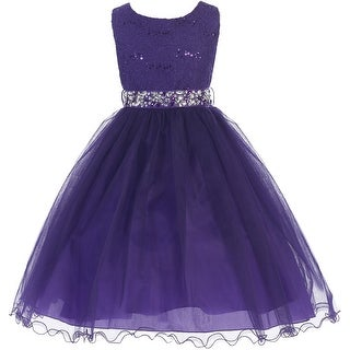 Flower Girl Dress Glitter Sequin Top & Rhinestone Sash Purple JK 3670 (Option: 4)|https://ak1.ostkcdn.com/images/products/is/images/direct/963d0fb22d37b7929b1da42494058ed0d56aca2b/Flower-Girl-Dress-Glitter-Sequin-Top-%26-Rhinestone-Sash-Purple-JK-3670.jpg?_ostk_perf_=percv&impolicy=medium