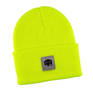 Buffalo Outdoors Buffalo Winter Knit Reflective Work Hat