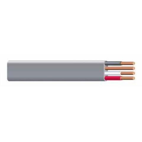 Southwire 13059122 Underground Feeder Wire, 10/3 UF-WG 50