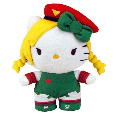 0a19f6ed4 Shop Hello Kitty Street Fighter X Sanrio Capcom Cammy Mini 6
