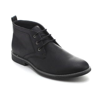 Arider Cooper-03 Men's High-Top Lace Up Chukka Ankle Booties