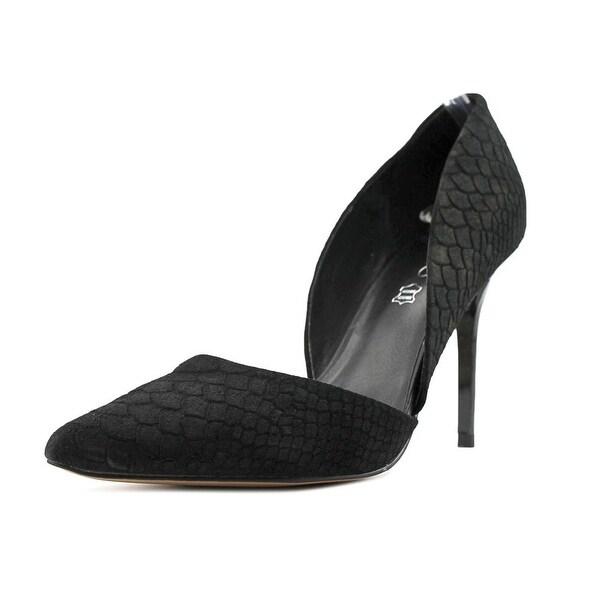 Aldo Drywen Women Pointed Toe Suede Black Heels