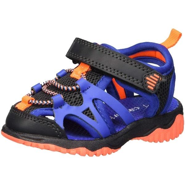 Kids Carter's Boys Zyntec Sport Sandals - Overstock - 21851733