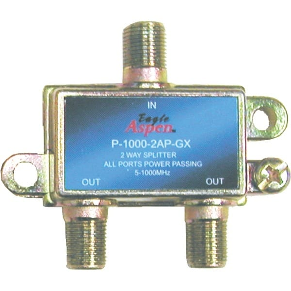 Eagle Aspen 500302 1,000Mhz Splitter (2 Way)