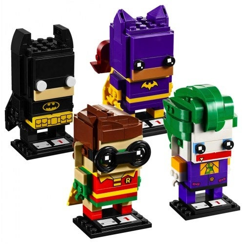 Shop Lego R Brickheadz Dc Universe Batman Movie Set
