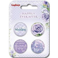 Scrapberry's Happily Ever After Embellishments-#2