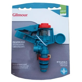 Gilmour 200H Pulsating Lawn Sprinkler Head, 3.3 Gpm
