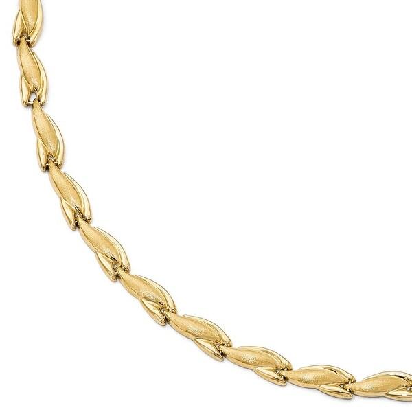 14k Gold Bracelet - 7.25 inches