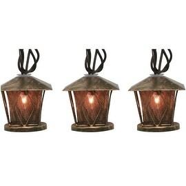 Sienna 62AF6116 Lantern Light Set, 7.5'