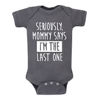 Seriously Last One - Infant One Piece