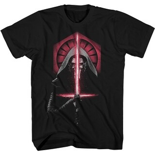 Star Wars Dats Low Bro Men's Black Shirt (5 options available)