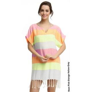 Eshma Mardini Women's Swimwear Bikini Cover-Up Beach Dress - Tunic