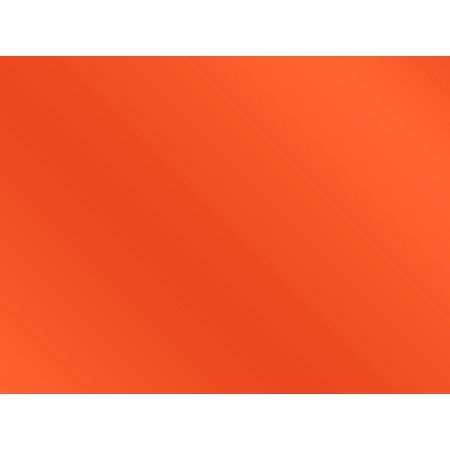 """Pack of 1, Burnt Orange 30"""" x 417' Half Ream Gift Wrap (Metallized) for Party, Kids' Birthday, Wedding & Occasion"""